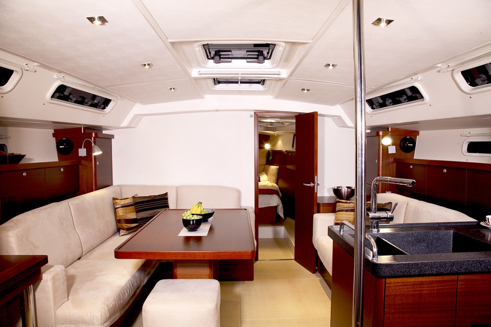 New Wave Yachts - New Boats - Hanse Yachts - Hanse 470 - The #1 Dealer of ...